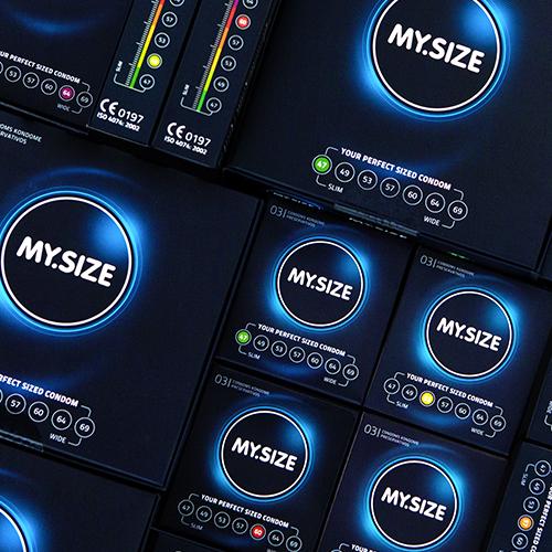 MY.SIZE // Kondome