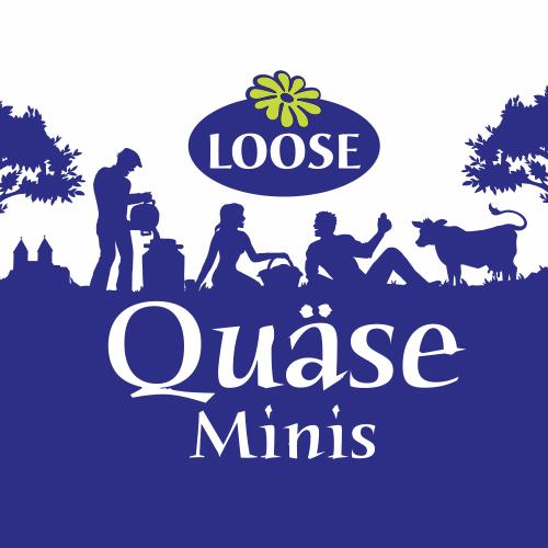 Loose // Quäse Minis