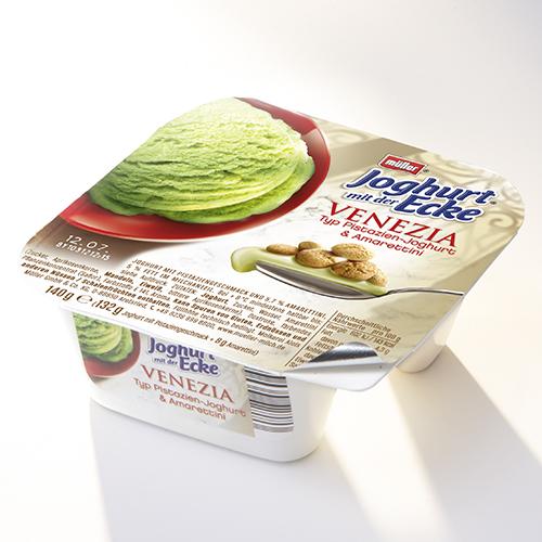 Joghurt mit der Ecke // World Edition