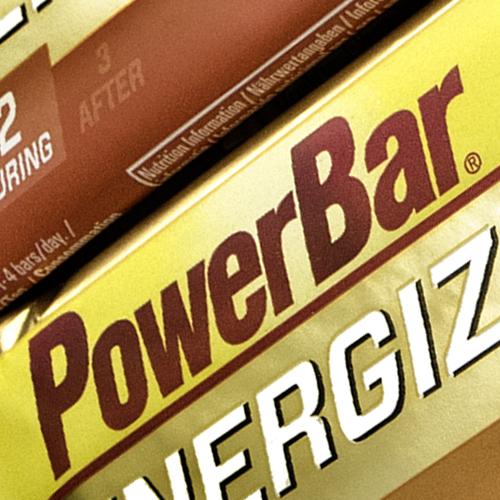 PowerBar // Energize & ProteinPlus