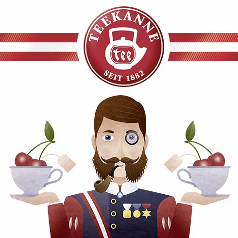 Teekanne // Sissi & Franzl