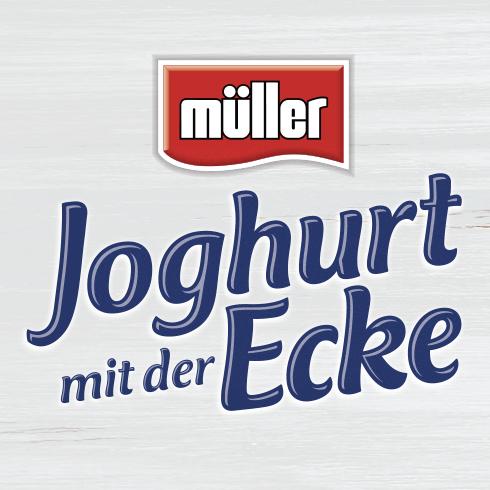 Mueller // Joghurt mit der Ecke