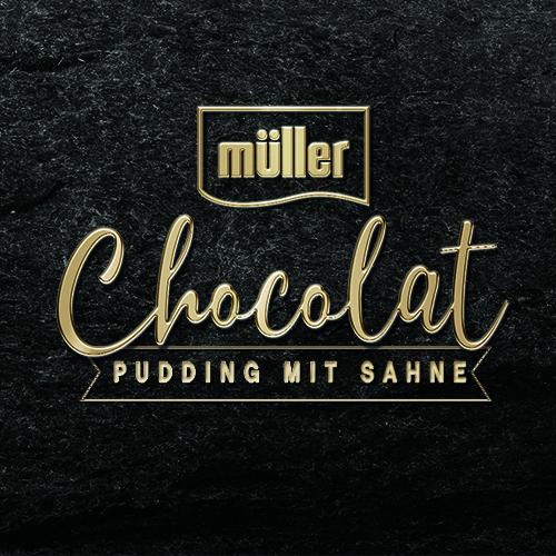 Müllermilch // Chocolat
