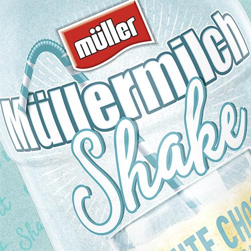 Müllermilch // Shake